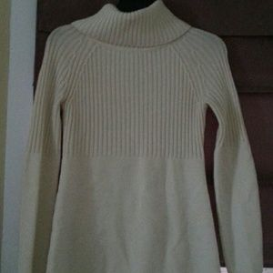 LOFT Sweaters - Lovely cream colored sweater.  Very warm